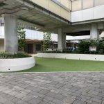 【東梅田駅】大阪駅前第4ビル東側の休憩場所