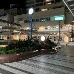 【山陽明石駅】南口の休憩場所