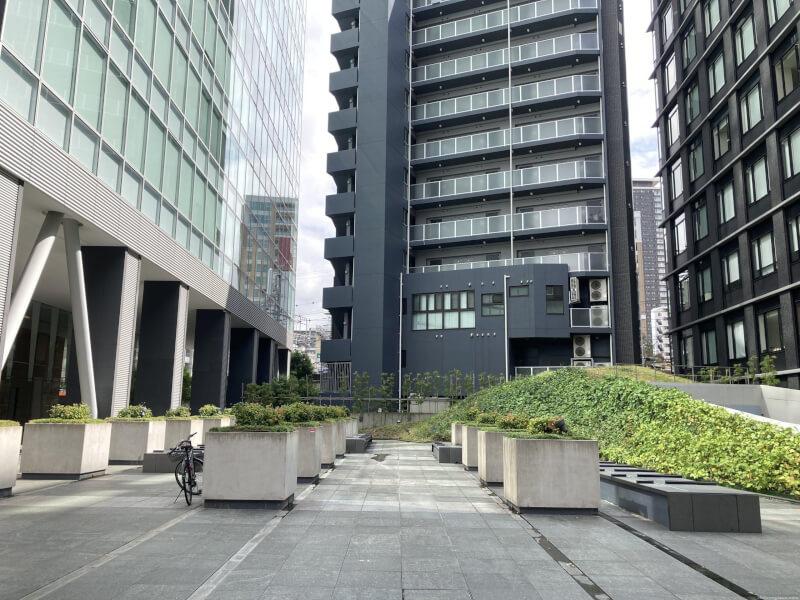 【大阪梅田駅】梅田ゲートタワーの休憩場所3