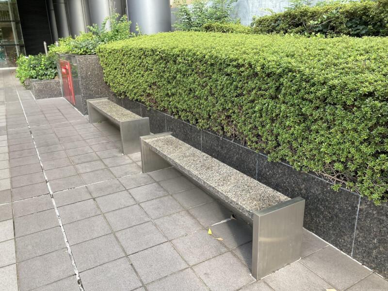 【新大阪駅】セントラル新大阪ビルの休憩場所3