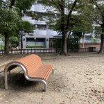 【東三国駅】北中島公園の休憩場所