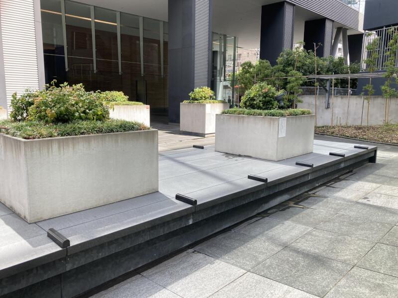 【大阪梅田駅】梅田ゲートタワーの休憩場所1