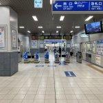 【加古川駅】改札外コンコースの休憩場所