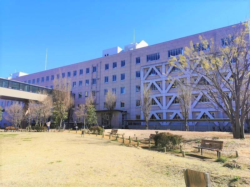 浦和駅埼玉県庁 コバトンカフェ周辺の休憩場所その1