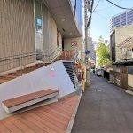 【浦和駅】Miriスクエア横の休憩場所