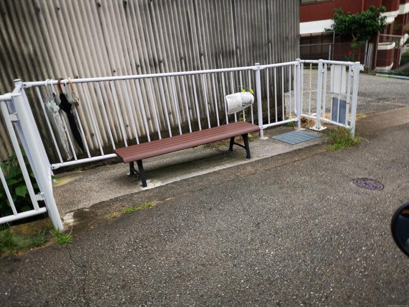 【宝塚駅】JR宝塚駅から有馬街道までの休憩場所2