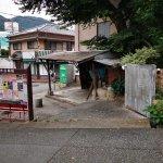 【宝塚駅】JR宝塚駅前広場の休憩場所