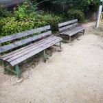 【宝塚駅】川面5丁目公園の休憩場所