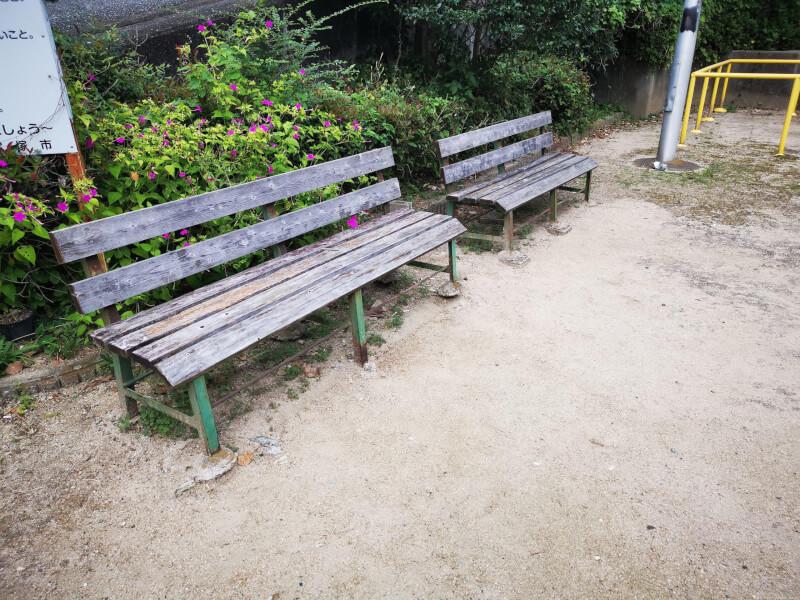 【宝塚駅】川面5丁目公園の休憩場所3
