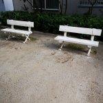 【宝塚南口駅】武庫川公園の休憩場所